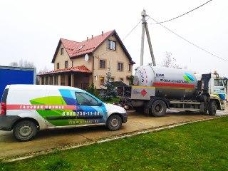 Техническое обслуживание газгольдера Александровская ГНС