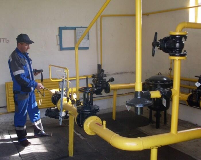 Экспертиза проектов газоснабжения Александровская ГНС 2